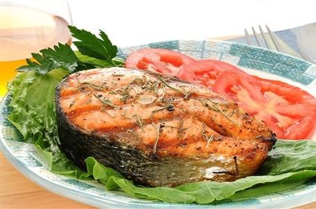 Шашлыки из красной рыбки — секреты вкусного маринада, пошаговый рецепт фото