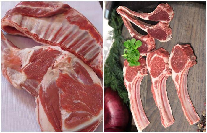 Как приготовить вкусный шашлык из говяжьего антрекота?
