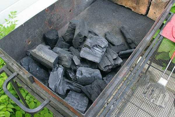 Как делают уголь для шашлыка: как бизнес и в домашних условиях своими руками