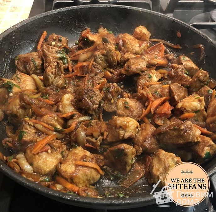 Свинина с овощами на сковороде – невероятно просто, нереально вкусно! хитрости приготовления и рецепты свинины с овощами на сковороде