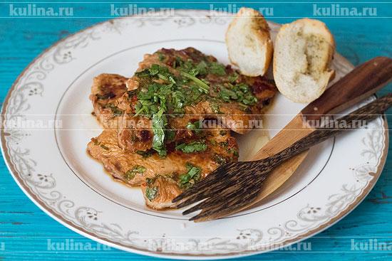 Как вкусно приготовить филе индейки на сковороде? 6 рецептов блюд из индейки