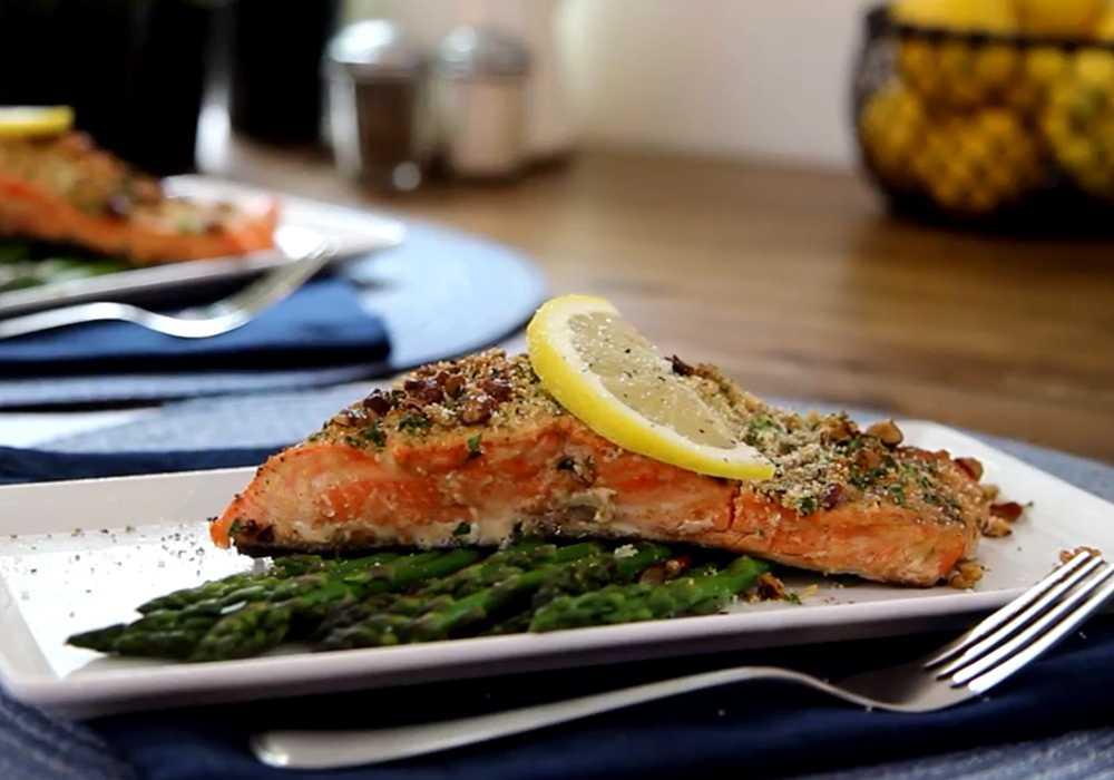 Лосось, запеченный в духовке в фольге. 8 рецептов, как приготовить рыбу сочной и вкусной