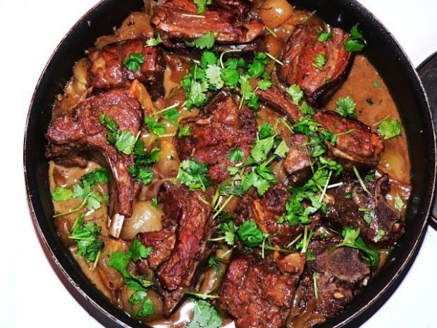 Как вкусно пожарить баранину на сковороде рецепт