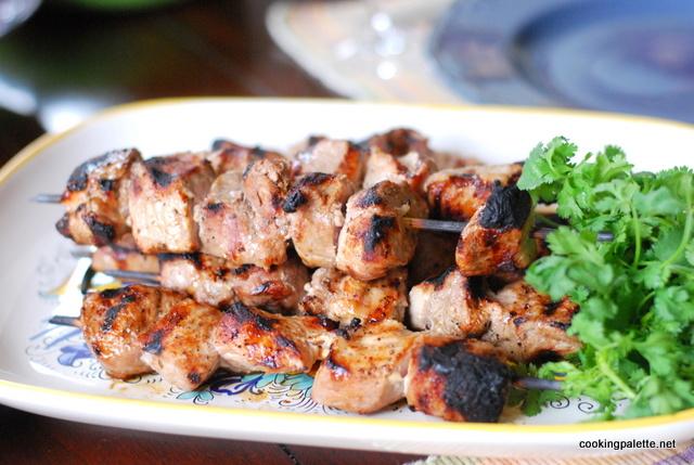 Маринад для шашлыка из свинины с горчицей - 7 пошаговых фото в рецепте