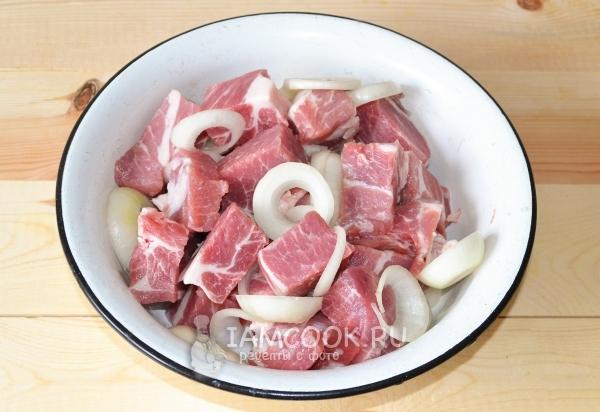 Маринад с уксусом для шашлыка: как замариновать мясо