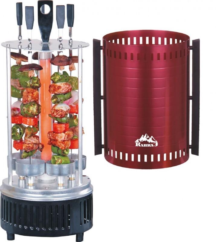 Рейтинг лучших электрошашлычниц для приготовления душистого шашлыка. мясо — как на углях!