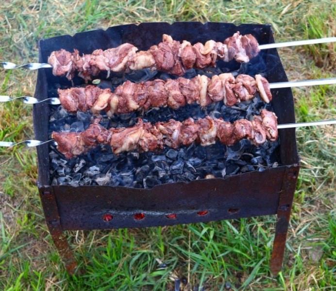 Шашлык из баранины: 6 рецептов маринадов