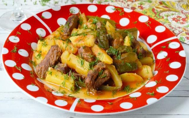 Азу по татарски: 22 домашних вкусных рецепта