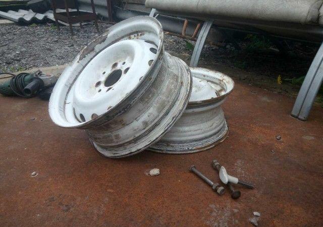 Печки для бани из автомобильных дисков