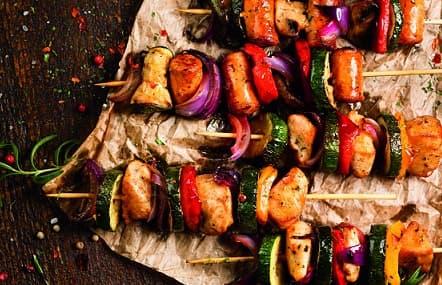 Маринад для шашлыка с уксусом: 5 лучших рецептов для мяса