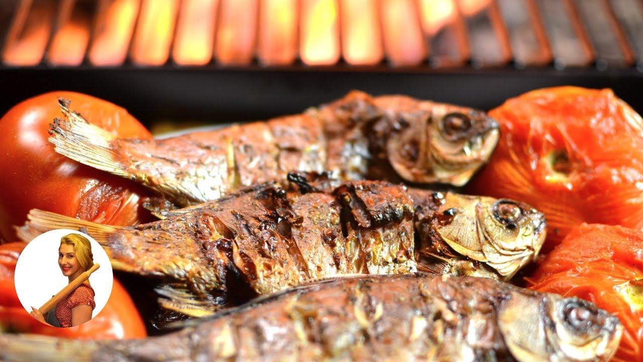 Караси на решетке: рецепт приготовления рыбы на природе. как жарить карасей на решетке правильно, чтобы получились очень вкусными