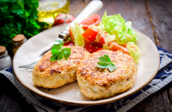 Котлеты классические - 6 домашних вкусных рецептов приготовления