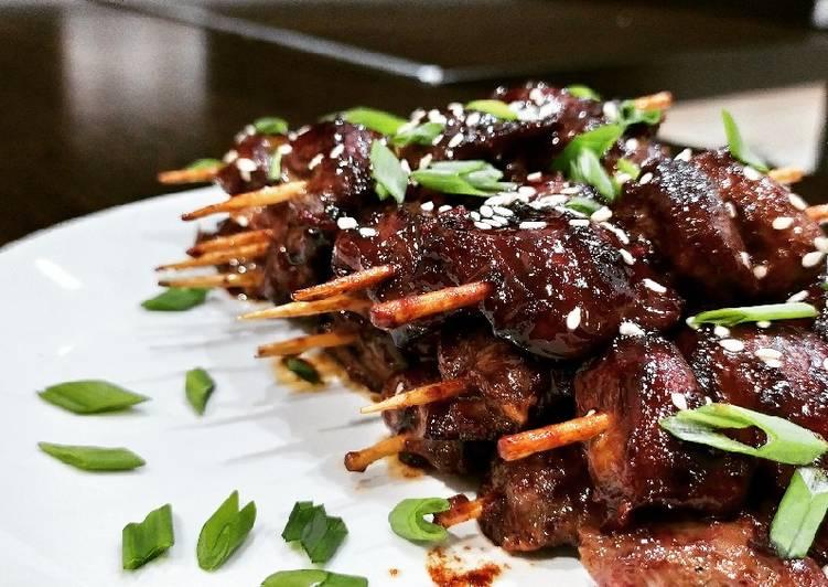 Шашлык из куриных сердечек: 5 лучших рецептов