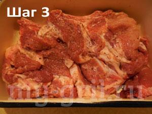 Как мариновать свинину в гранатовом соке