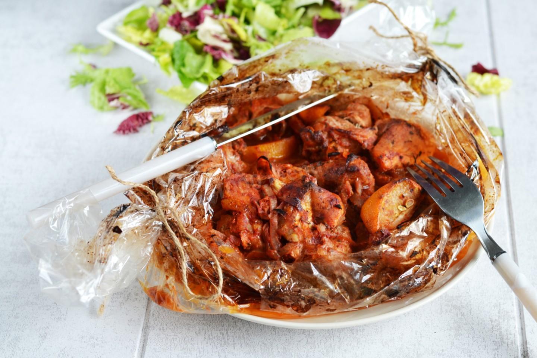 Шашлык из свинины в рукаве - рецепт с фотографиями - patee. рецепты