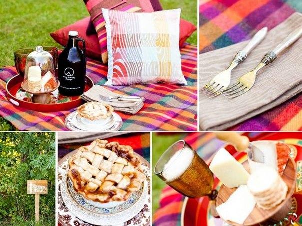 Лучшие идеи для романтического вечера с любимым на природе и дома