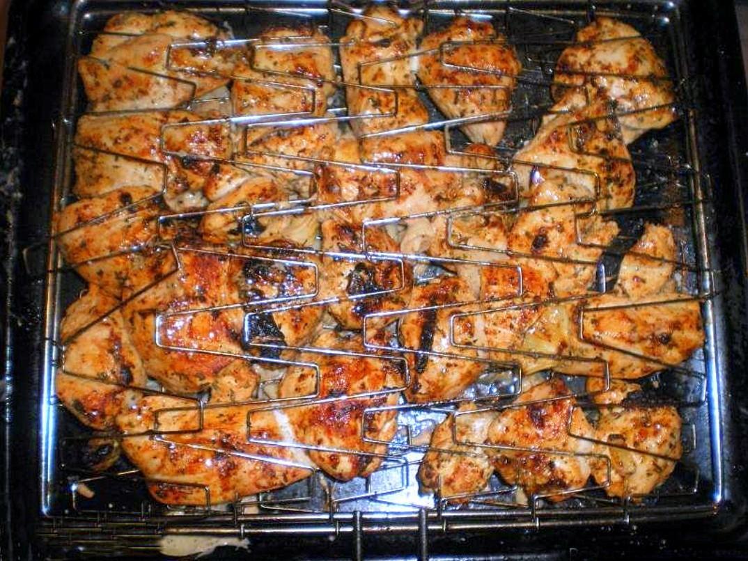 Маринады для шашлык из курицы в кефире/ рецепты