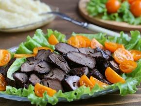 Вкусные рецепты из сердца говяжьего
