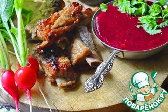 Ягодный соус: лучшие рецепты с фото
