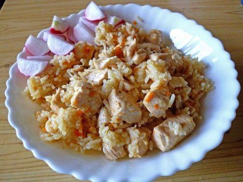 Плов из шлифованного риса. какой рис для плова самый лучший?
