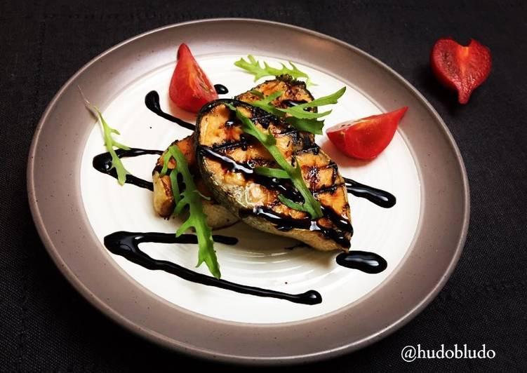 Маринад для шашлыка из красной рыбы: 7 рецептов вкусного лосося
