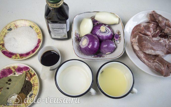 Мужской приворот или  невероятно ароматная мясная закуска  «холодный шашлык»