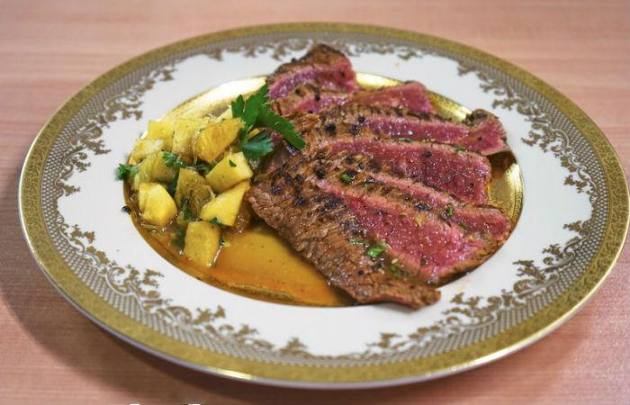Как приготовить говяжий стейк правильно: рецепт и рекомендации