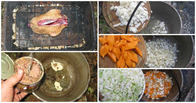 Полезные рецепты для похода: как приготовить