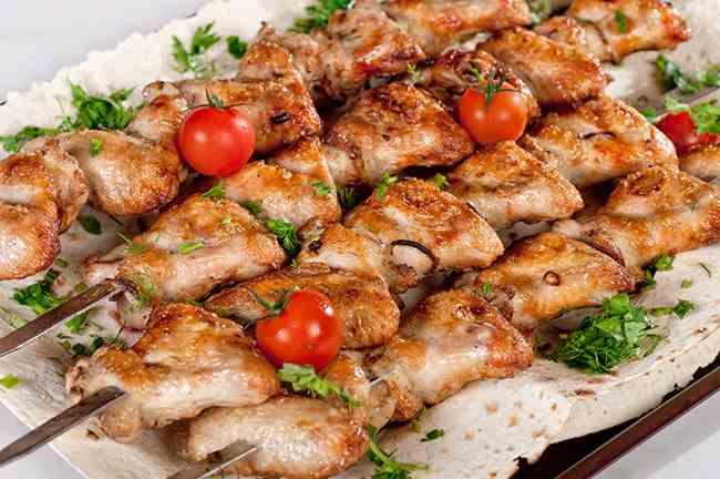 Маринад для шашлыка из курицы. как приготовить