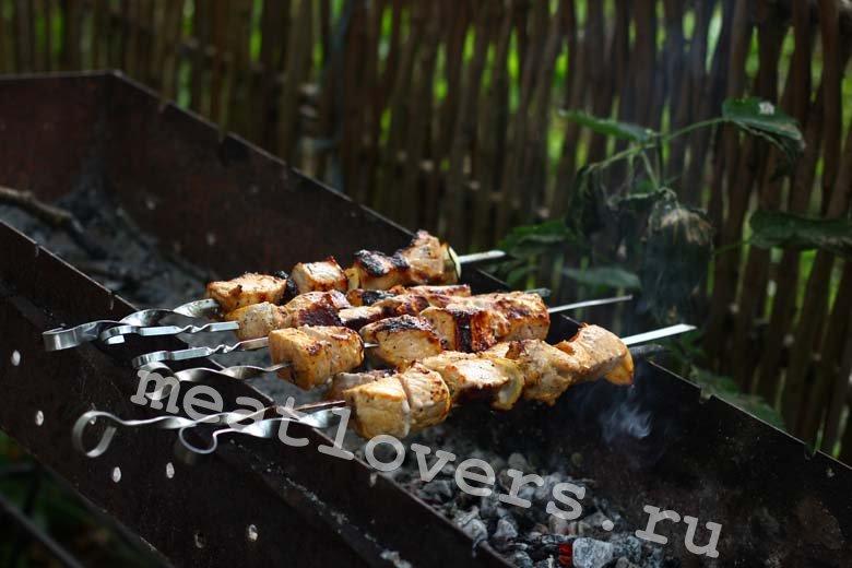Маринад для шашлыка, чтобы свинина была мягкой, сочной