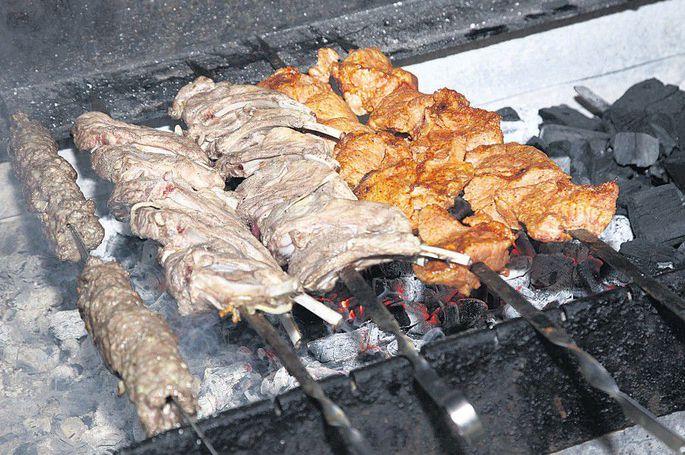 Рецепт шашлыка из баранины по-кавказски
