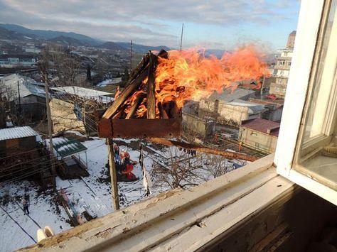 Можно ли жарить шашлык на балконе: законодательные нормы и соблюдение пожарной безопасности