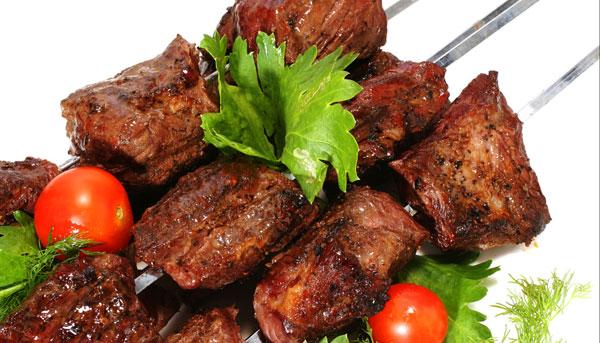 Шашлык на кефире из говядины: рецепт и фото