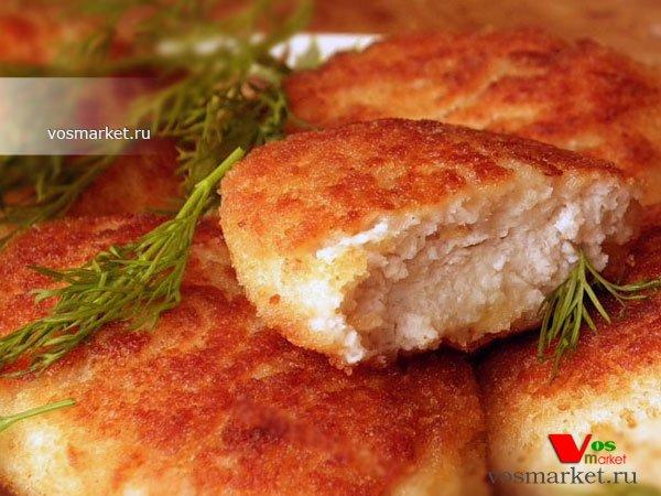 Сочные котлеты из куриного фарша – пошаговое приготовление с фото вкусно и просто
