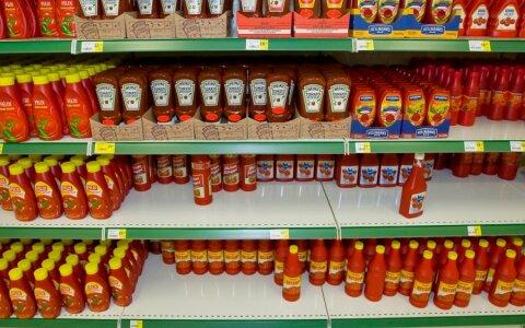 Шашлычный соус из кетчупа
