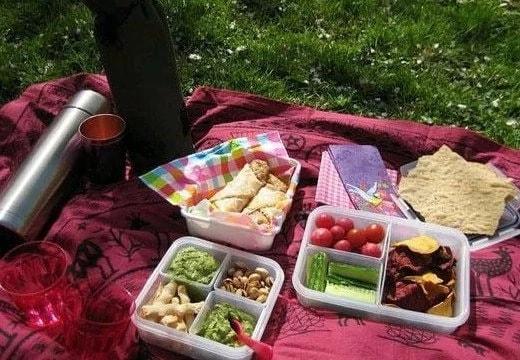 Активный туризм: что взять на пикник - идеальный турист