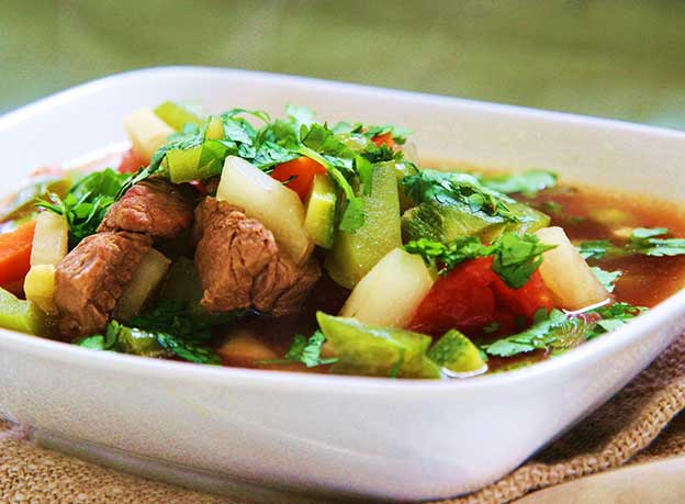 Шурпа из свинины на костре простой домашний рецепт пошагово с фото