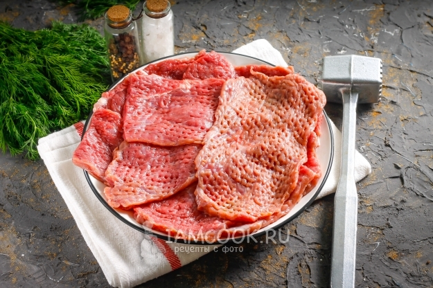 Отбивные из говядины: 8 сытных рецептов |