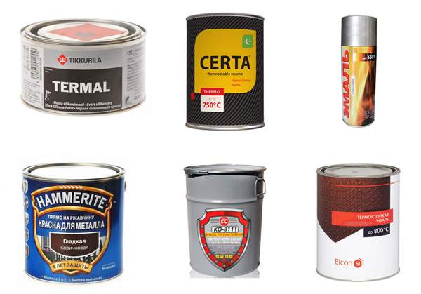 Чем покрасить мангал из металла, чтобы не обгорал