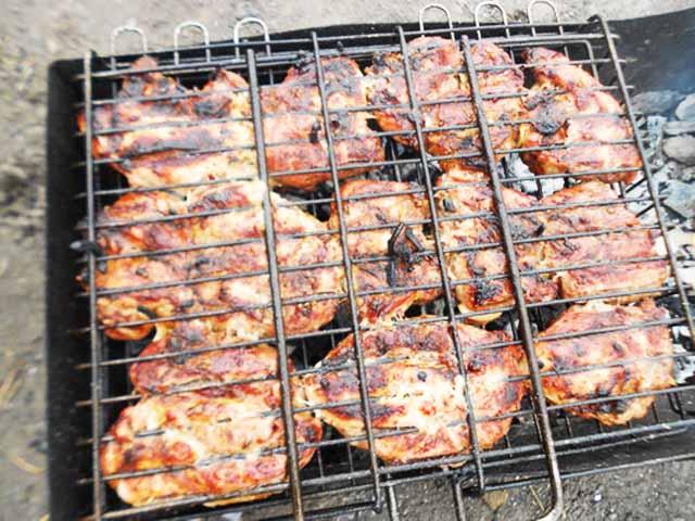 Лето-время мангала и семги на решетке, мяса на углях, медальоны, щука на гриле и окунь!) поделитесь и вашим рецептом