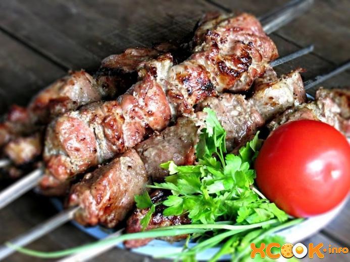 Шашлык из свинины маринад /рецепты