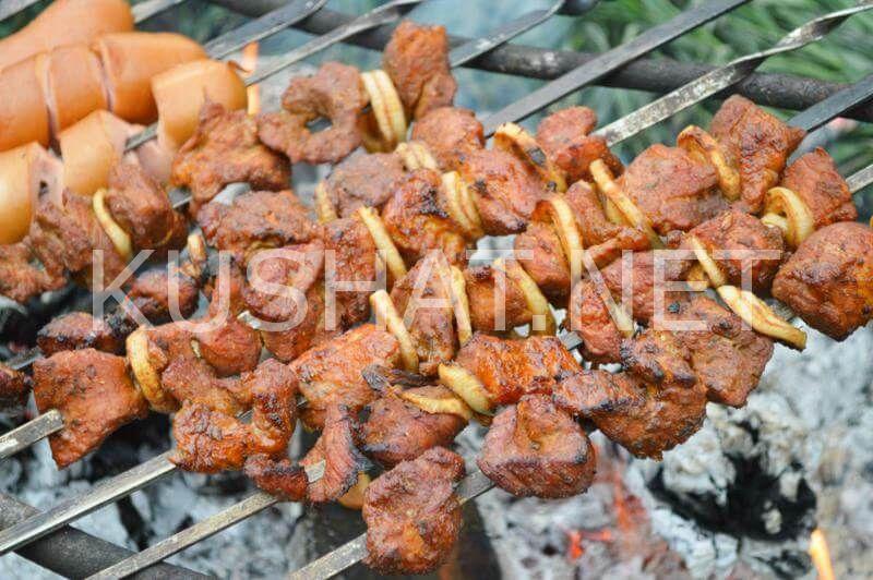 Рецепт шашлыка из говядины