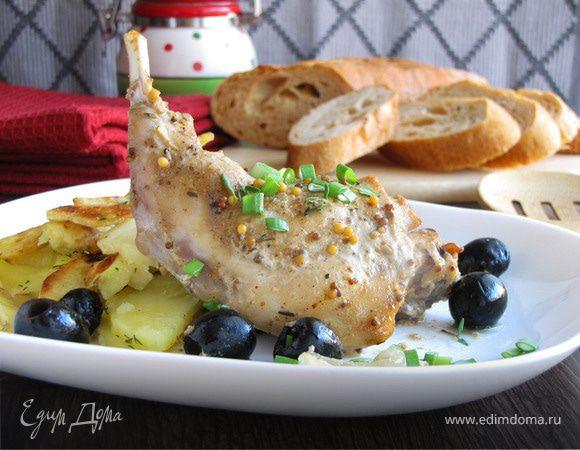Шашлык из кролика — диетическое и очень вкусное блюдо