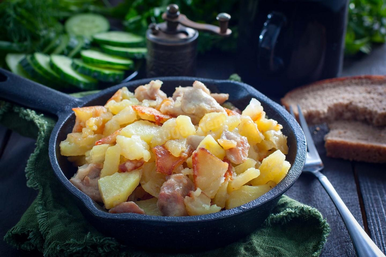 Как готовится курица на сковороде. лучшие рецепты жареной курицы