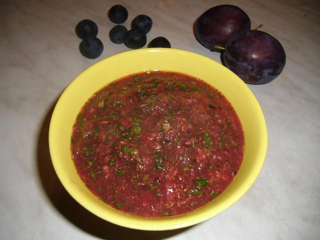 5 необычных и легких соусов к шашлыку