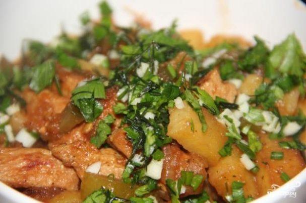 Азу из говядины - 9 домашних вкусных рецептов приготовления