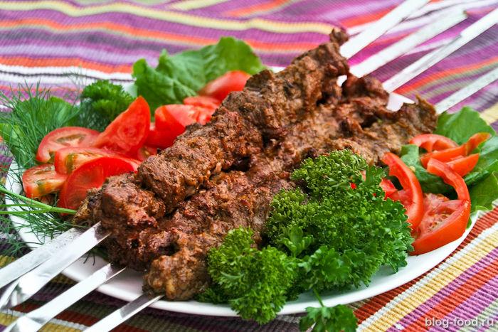 Мягкий и сочный шашлык из говядины. пошаговый рецепт с фото • кушать нет