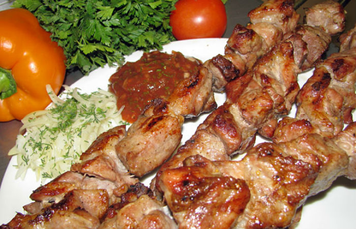 Самый вкусный маринад для шашлыка из курицы: 12 рецептов для сочного мяса