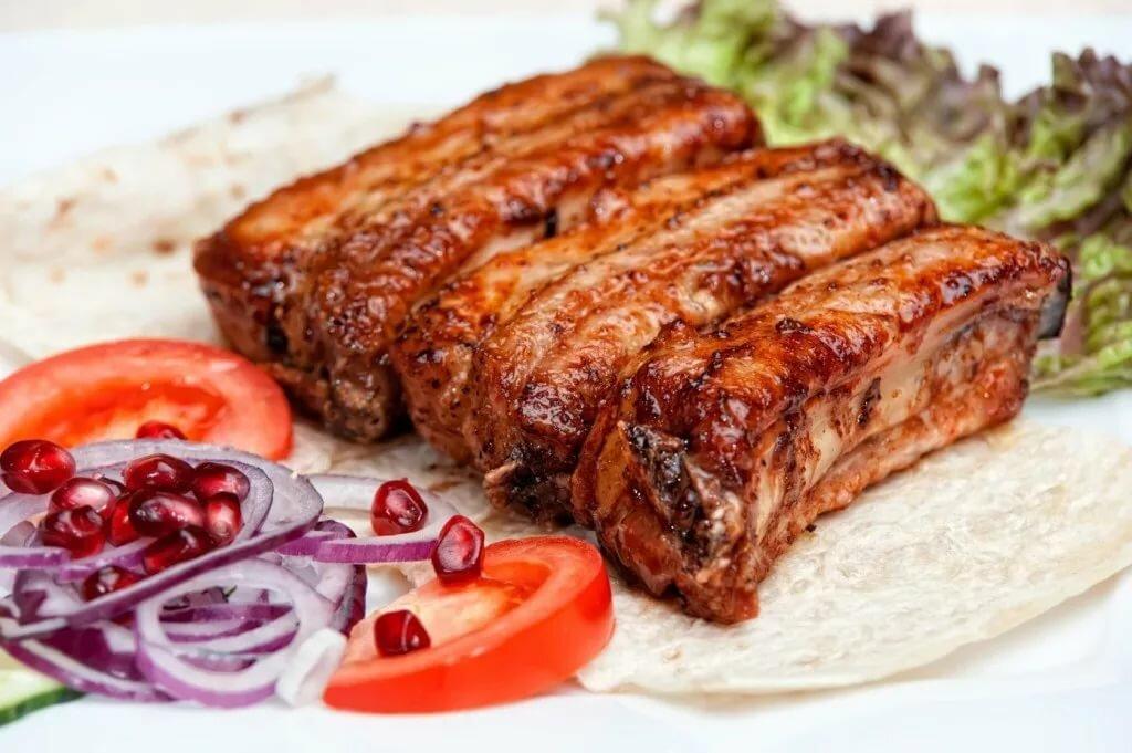 Лучшие рецепты шашлыка: из мяса, ребрышек, телячьей печени и семги