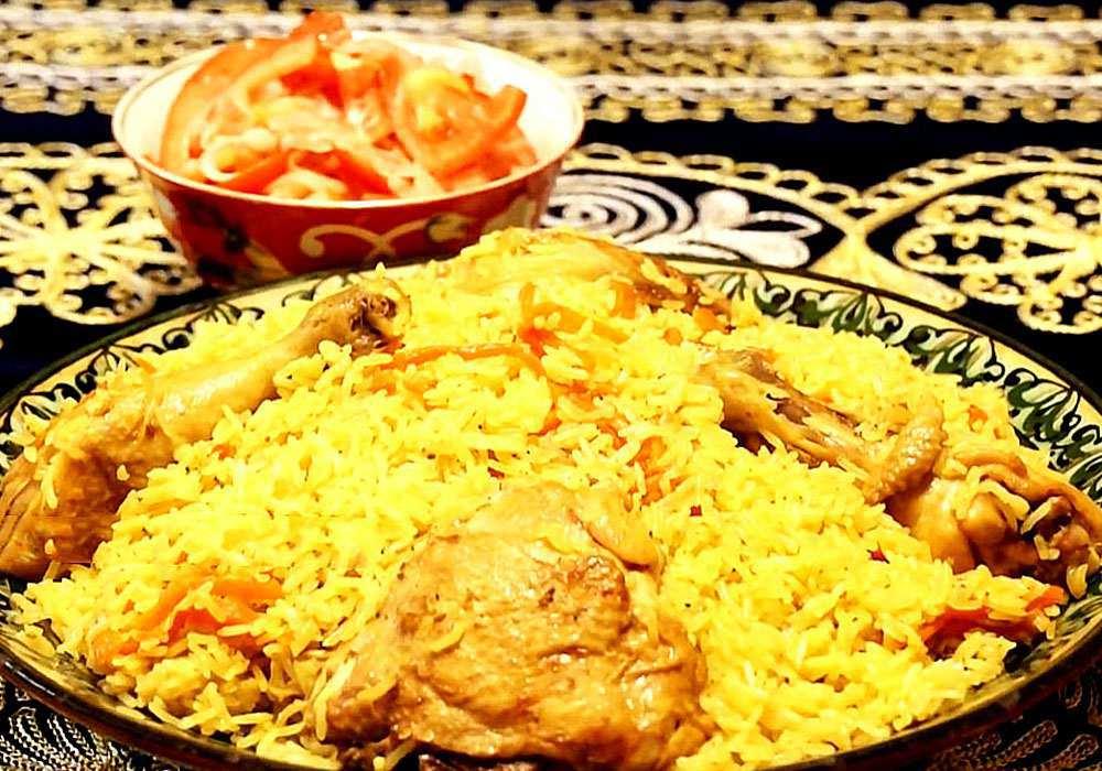 Вкусные рецепты плова из курицы